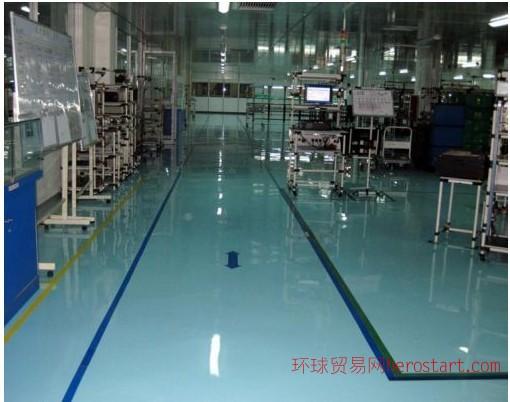 滨江长河镇防静电环氧树脂地坪漆、防静电地板漆