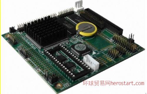 386级PC104主板 TOP-386PC104