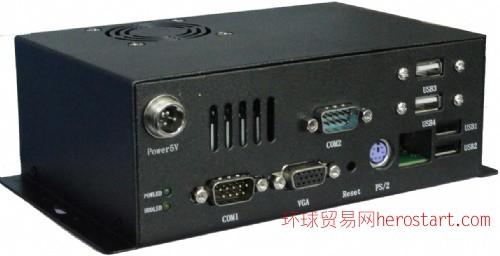 工业级ATOM低功耗嵌入式整机TOPB-N270