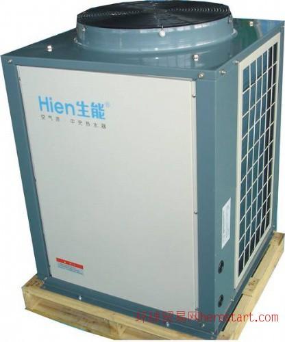 专业酒店热泵工程安装