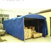 推拉篷仓储篷汽车棚