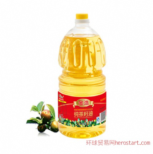 金浩茶油 2.5L 纯茶籽油