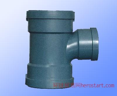 3spp超静音排水管管件--顺水三通