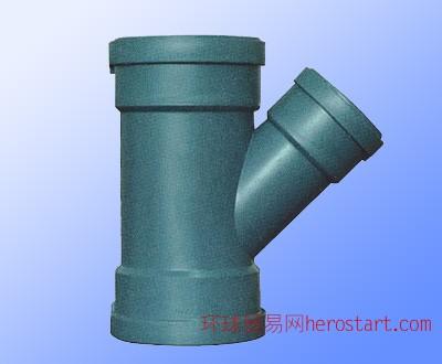 3spp超静音排水管管件--斜三通