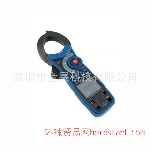 CEM华盛昌DT-3353功率计 1000A交流功率钳型表 非接触性电压检测