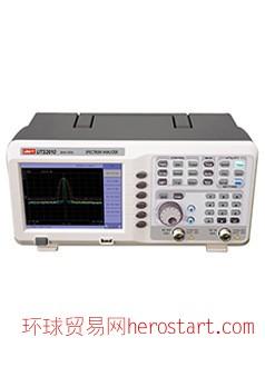 优利德UTS2010频谱分析仪 数字频谱分析仪 分辨率1Hz