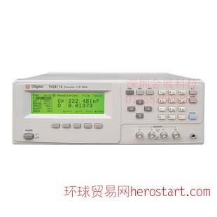 常州同惠TH2817A型LCR数字电桥 台式电阻电容电感表