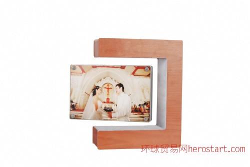 磁悬浮相框,创意型礼品 情人礼物