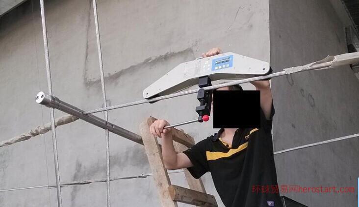 钢丝绳张力仪