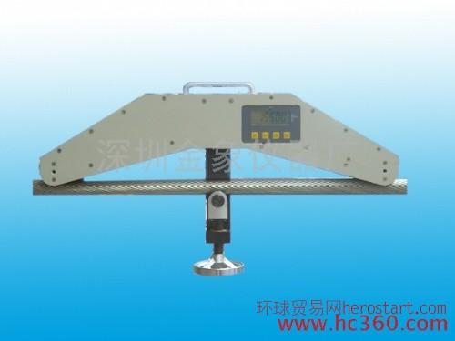 钢芯铝绞线张力测试仪 斜拉桥索张力测试仪 拉力仪