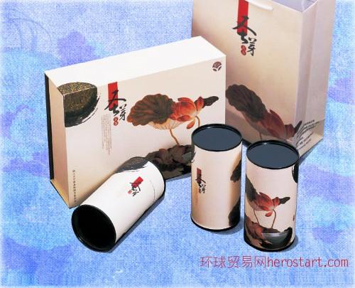 北京礼品纸罐包装,北京茶叶纸罐包装,北京大米纸罐包装