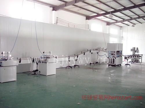 纸罐生产线,挂历纸罐生产线,薯片罐生产线