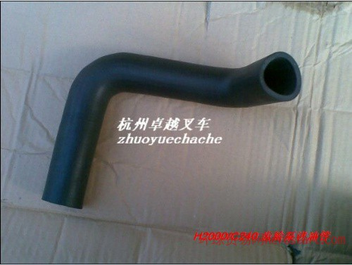 杭州合力叉车配件,合力3吨齿轮泵吸油管,配C24