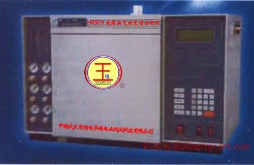 绝缘油气相色谱分析仪