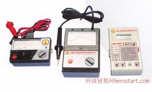 数字化绝缘电阻测试仪