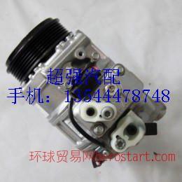 奔驰R300空调泵,机脚胶,原厂件