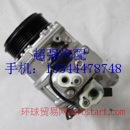 奔驰S320 W221起动机,发电机,原厂件