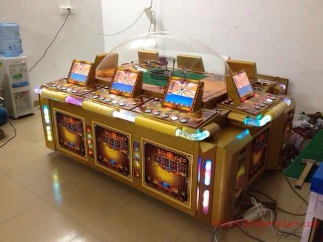 实物单挑游戏机