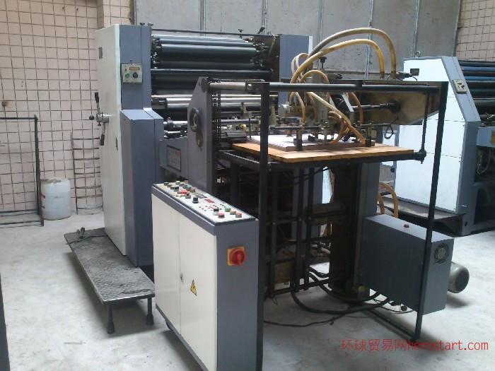 09年景德镇PZ1740E二手胶印机