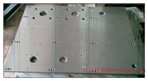 大型铝面板加工