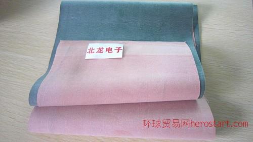 北龙电子加工马达专用硅胶止滑布,质量保证