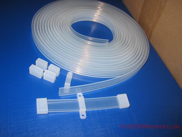 北龙电子*生产LED软灯条硅胶套管