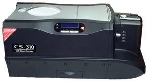 一卡通证卡打印机CS310