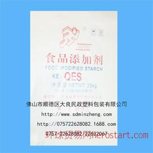 广州编织袋 食品编织袋 变性淀粉袋
