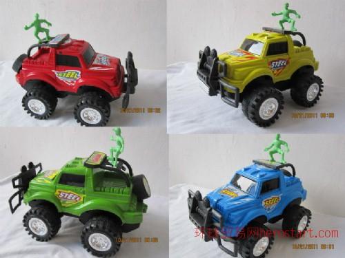 沙滩越野惯性车澄海玩具(可作食品等的赠品广告促销礼品