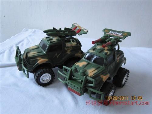 军事惯性战车澄海塑料玩具