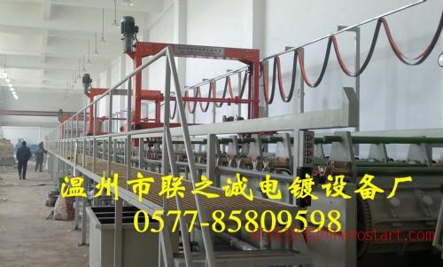龙门式直线型滚镀锌全自动生产线