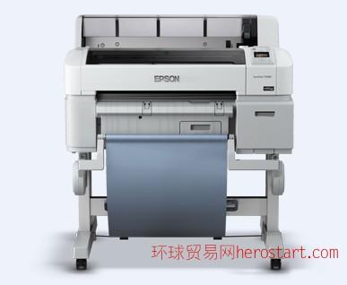 爱普生T3080绘图仪写真机打印机打样机