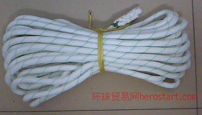 北京消防绳消防安全带消防应急绳批发
