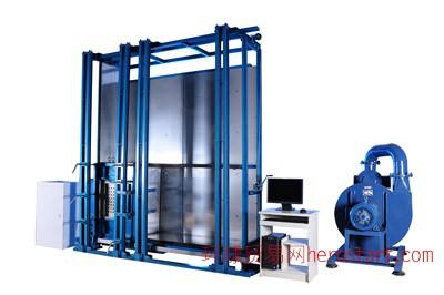 门窗物理性能检测仪——水密,气密,抗风压