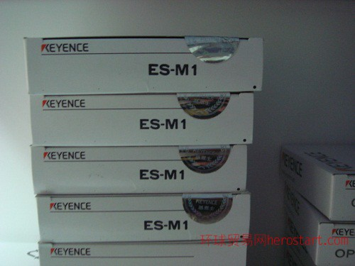 基恩士ES-M1+EH-302接近传感器EH-308