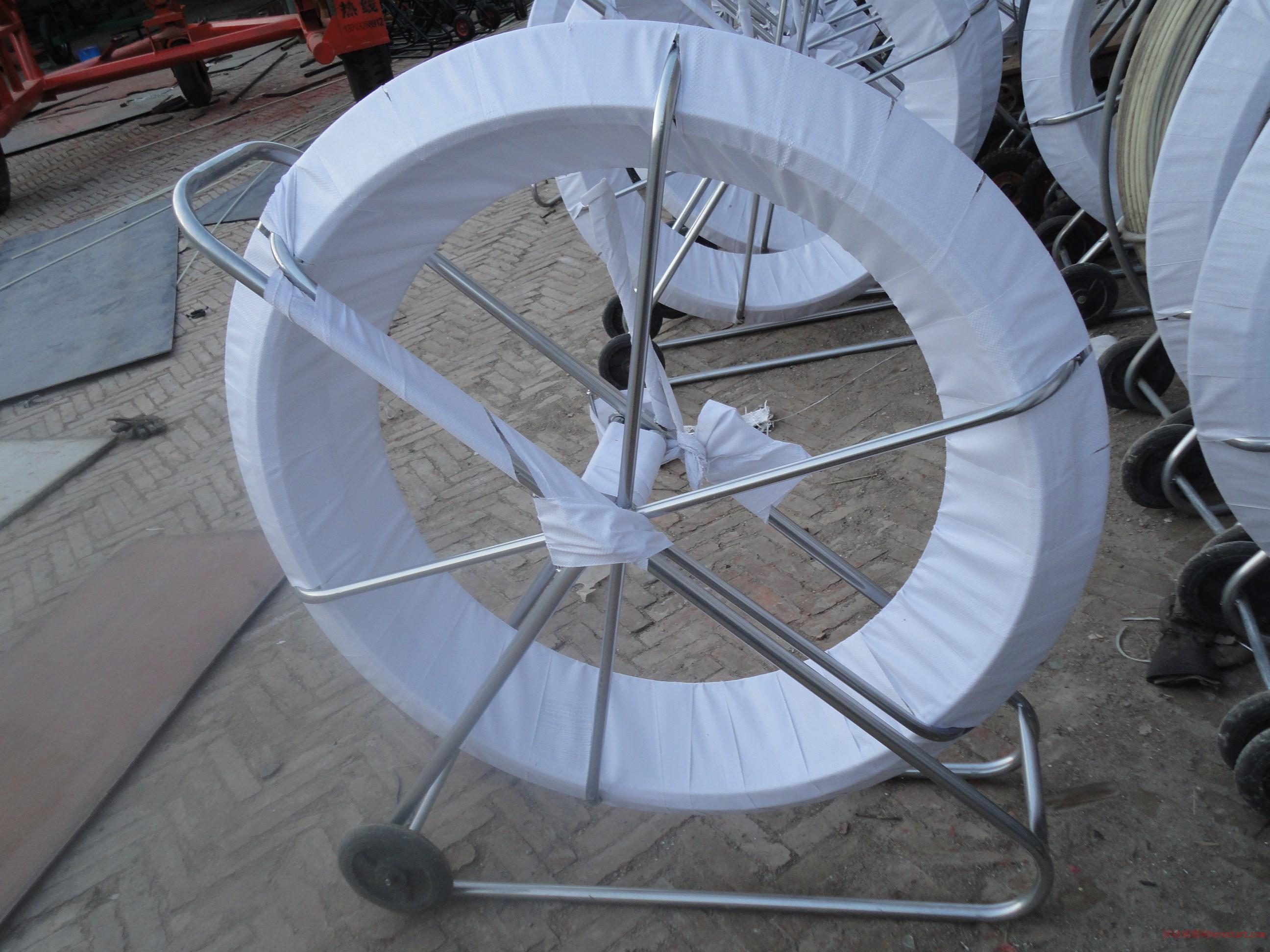 手动放线车折叠式放线架梯形放线架多孔式电缆放线架