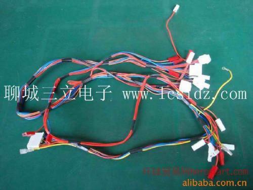 三立供应优质电线束