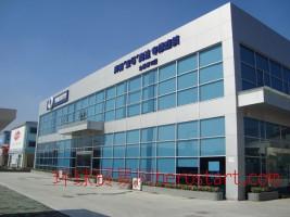 幕墙工程施工大连分公司玻璃更换幕墙改造维修