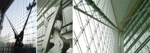 大连幕墙工程安装公司专业安装玻璃幕墙工程