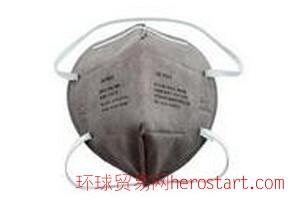 3M9022折叠式颗粒物防护口罩