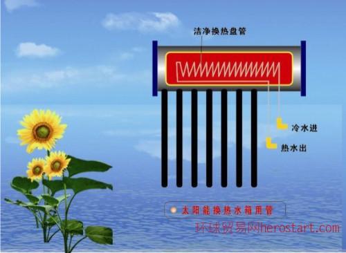 太阳能热水器盘管