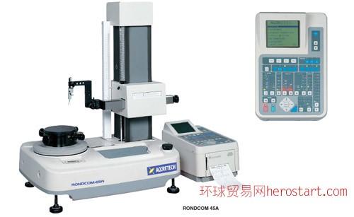 圆度仪圆柱度测量机