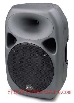 乐富豪音响 TITAN15 会议音箱 塑胶音箱