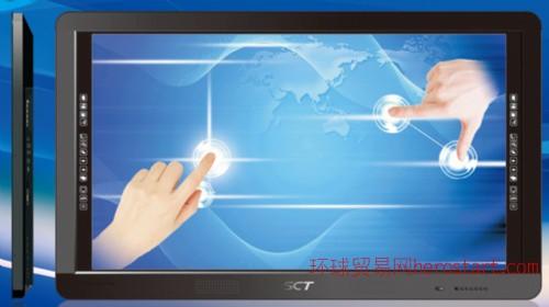 中电数码55-84寸LED平板显示产品模块化系列