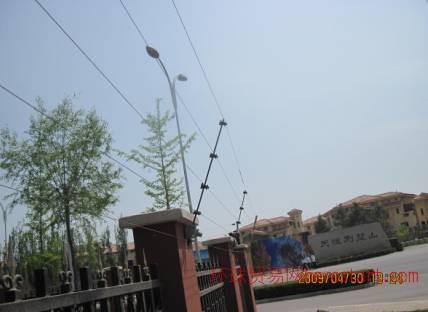 江北电子围栏安装维修 江北安防安装公司