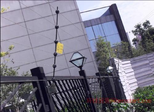 北仑电子围栏安装维修 北仑防盗报警系统安装公司
