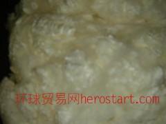 维纶短纤(黄色)