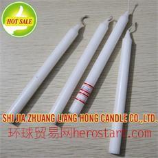 家居工艺用品白杆蜡烛