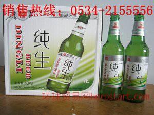 山东鼎力纯生啤酒