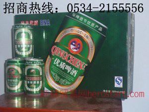 鼎力啤酒精制啤酒
